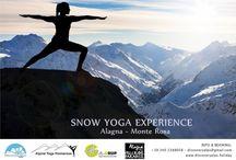 Snow Yoga Experience
