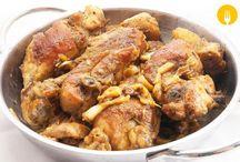 Recetas de pollo / Cocina día a día