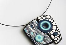 Fimo jewellery 9