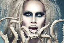 "Drag Queens / ""We were born naked, and the rest is drag"" ~ RuPaul"