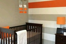 Nursery walls / by Victoria Forester