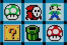 pixel deken