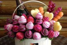 Chocolate y Dulces / Chocolate y dulces para bodas