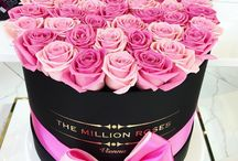 Roses box luxury