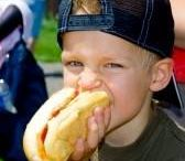 Eat Ballpark Food! / Who doesn't look ballpark food? It's one of the best parts of baseball season!