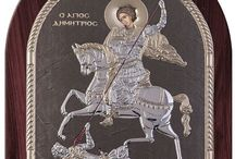 Greek Orthodox Icons - Saint Dimitrios