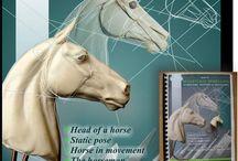 Rzeźbienie konia