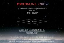 TOKYO ROOMSLINK / from 15th Oct-18th oct 2013 @SHIBUYA GARDEN BELLESALLE