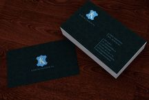 Tomsky's Business Cards / We can prepare a graphic design of your business cards. Check our projects!