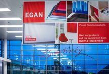 Egan at Orgatec 2016