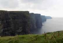 Galway and the West coast of Ireland / Best places to see on the West coast of Ireland: Galway, Aran Island, Cliffs of Moher, the Burren, and the Connemara.