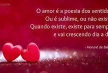 Ah o amor  /  Românticas