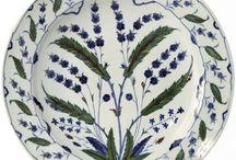Turkish Ceramics / Ottoman Pottery