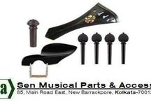 Sen Musical Parts & Accessories / Sen Musical Parts & Accessories has been a Source of High Quality Products & Accessories in India and Manufacturing of String Instruments Wholesalers and Luthiers Worldwide.