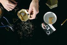 TrueXGold / A glimse into our creative collaboration with Chelsea Lankford of truelane