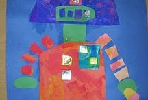 School - ART! / by Marla Ruark