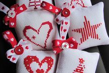 DIY CRAFTS / Cross stitch and other DIY crafts