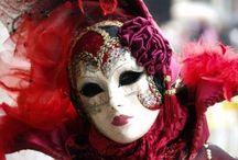 Beautiful Masks / by Michele Myankazt