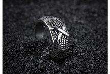 ++Traumhaft Mens Edelstahl Ring 316 L (Chirurgenstahl)+Gr 60 (19,1 mm Ø)+12 Gram+ 22,90 Euro