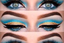 Egyptian Inspired Make Up