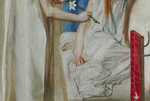 Annunciation Scenes
