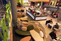Foodcourt Seating - Jakarta