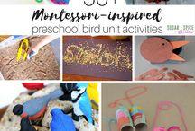 Preschool Crafts and Activities
