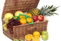 Fruit Baskets / Our fruit baskets are truly luxurious. If you are looking for a gorgeous gift for a special occasion, we can help. Our hampers are packed with only the freshest fruit that make great gifts for dinner parties, seasonal celebrations and birthdays.