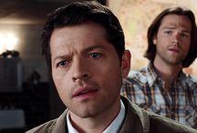 Castiel/Misha/Supernatural