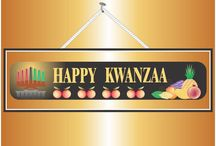 Kwanzaa Signs For Decoration