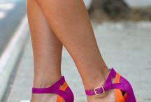 Sky High Footwear / by Fashion By Sight