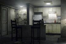 Horror Environment