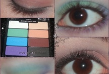 My Make-Up Looks / Make-Up looks I've done. / by Katie Michelle