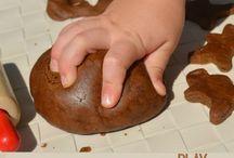 Play dough / sensory