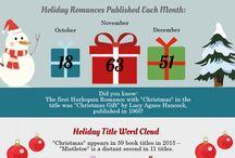 Christmas Books / Celebrate the Holiday with Harlequin Books!