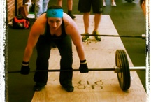 Crossfit / by Stephanie Dillard