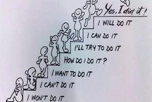 Motivation / by Kristen Hernandez