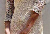 making a crochet dress-ideas