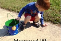 Montessori and school stuff / by Heather Brown