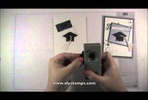 DIY - kaarten - geslaagd