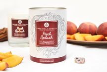 Summer In a Box / www.imperialcandles.co.uk - 100% Homemade Scented Soy candles with a Stunning piece of Jewellery hidden inside , worth from £10 to £2000