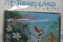Disneyland Paris Euro Disney Stuff / Disneyland Paris collectibles, rare Dinsey Paris pins, hard to find Euro Disney collectibles