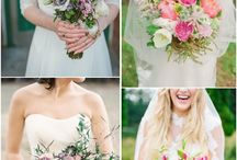 Boho Bouquet / Agence Carré Rouge, Wedding Planner In Biarritz