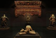 Virtual Museum 3D online - 3D scanning cultural heritage / We are specialized in creating interactive 3D content, including virtual museum, gallery, showroom, products display ...     This Virtual Museum 3D run right in your web browser, interesting and richness 3D interactive contents, multi device support, Exhibit about the Ancient sculptures of Vietnam.
