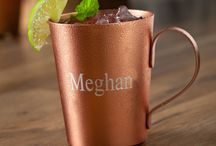 Shop Now, Our 'Hot' Moscow Mules Sooo.. Cool for Cocktails, Sangria, Smoothies and More...