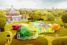 2015 Serpentine Pavilion / The manufacture and build of the SelgasCano pavilion.