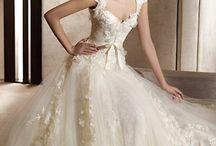 Otroliga klänningar
