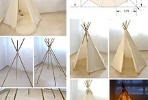 Happy Camper teepee