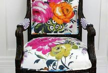 Chairs / Upholstered chairs by Claire