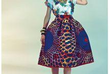 High Summer Inspiration / Fashion